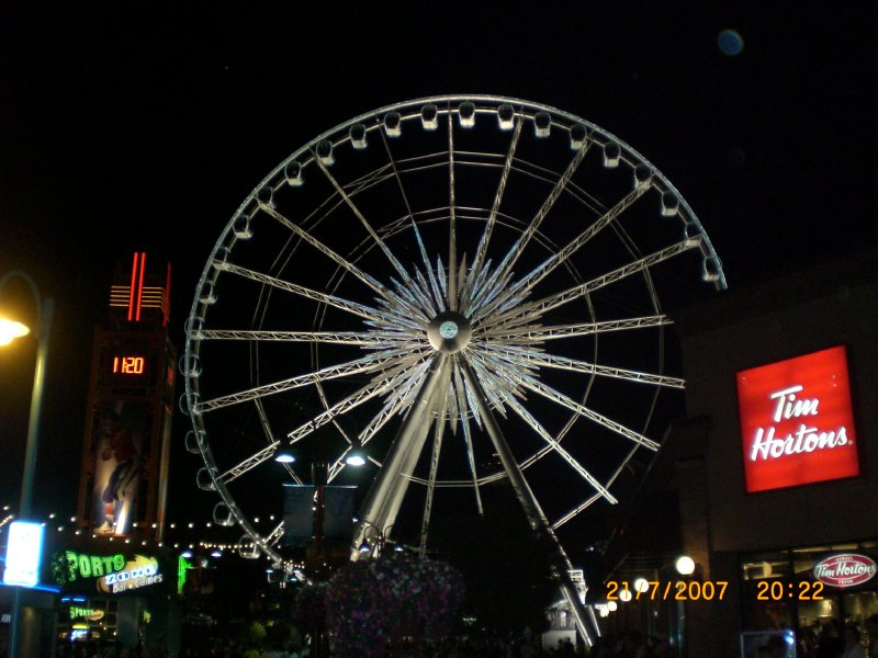 Ferris Wheel, Niagara Falls, ON