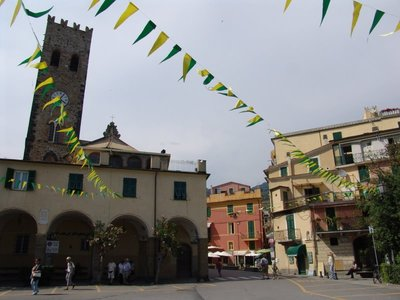 Center of Monterosso al Mare
