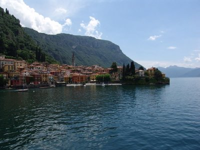 Varenna on Lago di Como