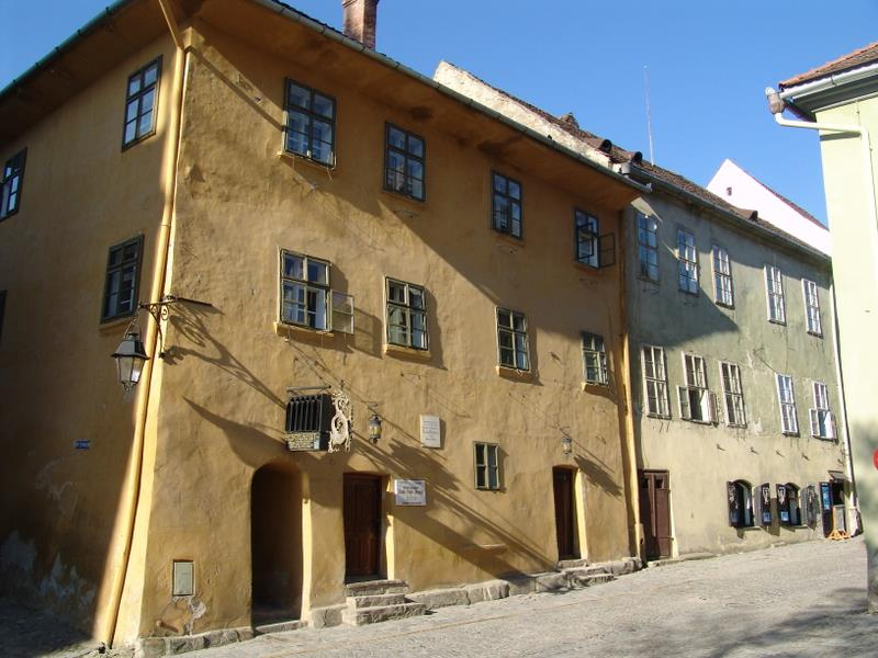 Birthplace of Vlad Ţepeş