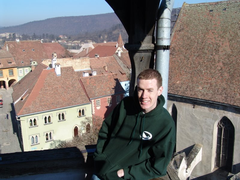 Tim in the Clock Tower