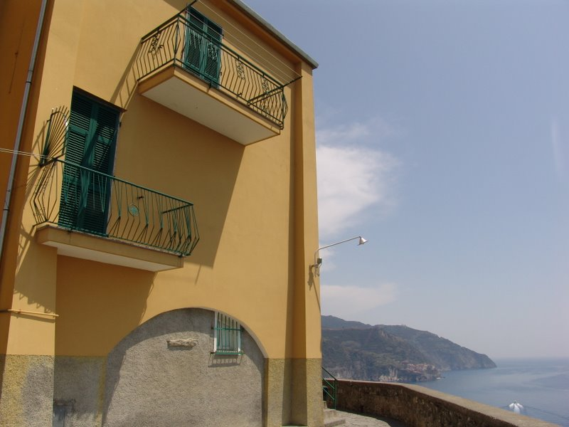 View from Corniglia