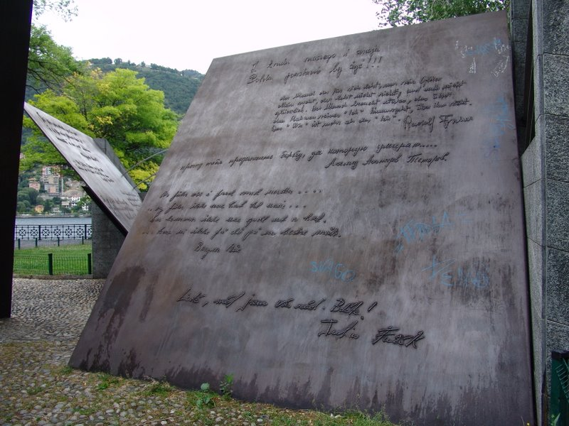 Memorial to the European Resistance Movement