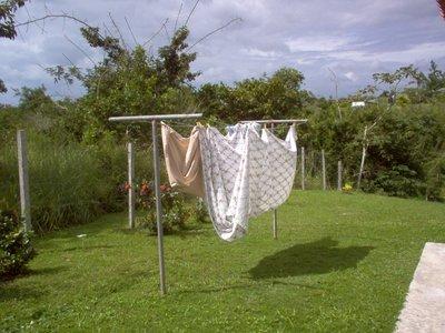 Laundry the Panamanian Way