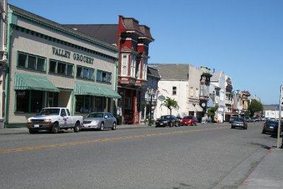 Main Street in Ferndale
