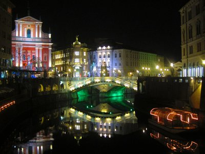 I Love Lively Ljubljana!