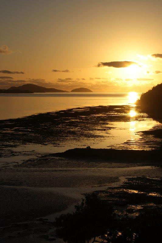 Hamiton Island Sunrise