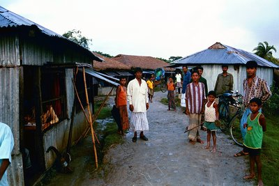 The Locals of Lenga Bazar