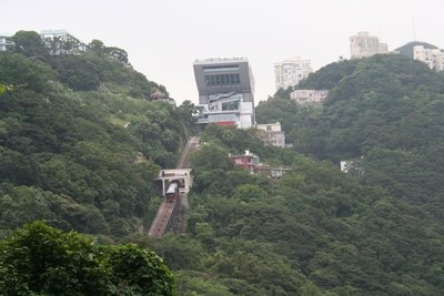The Peak Tram 2, Hong Kong
