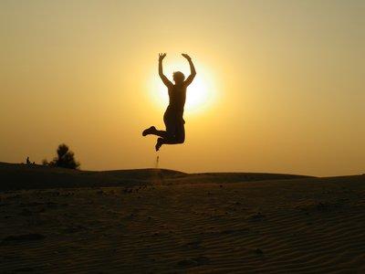 Jaisalmer desert