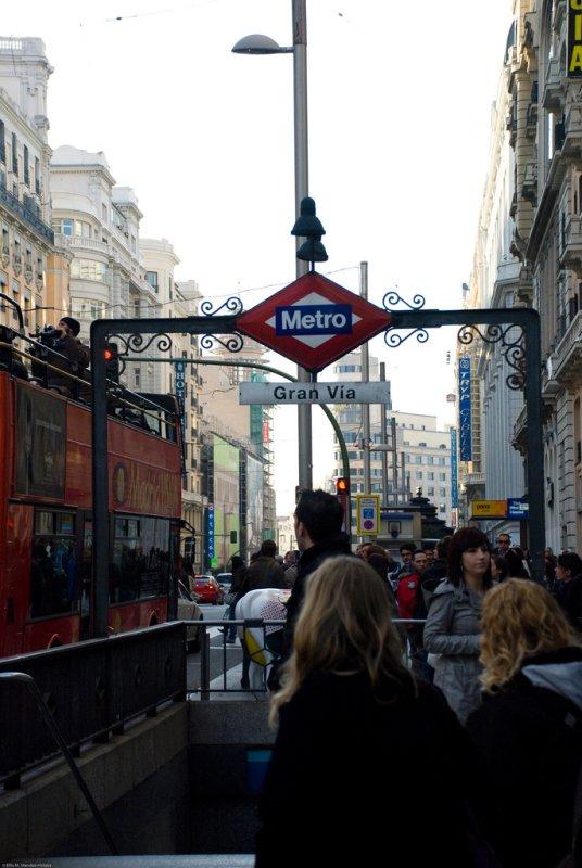 Gran Via Station