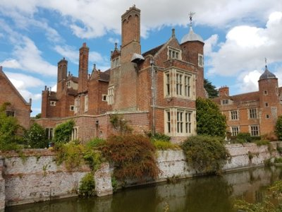 Long Melford - Kentwell Hall