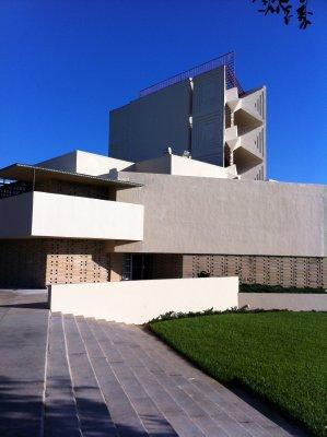 Lakeland - Frank Lloyd Wright building8 at Florida Southern College