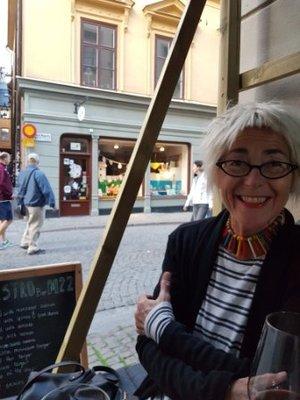 Stockholm - Jeni at Matgatan 22 in Gamla Stan