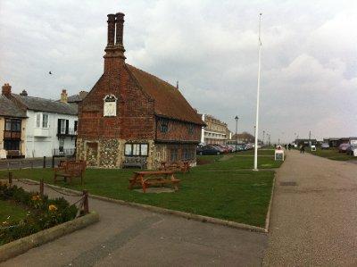 Aldeburgh - 16C Moot Hall