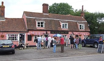 Battisford - The Punch Bowl Inn