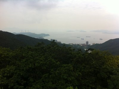 Hong Kong - view from Victoria Peak