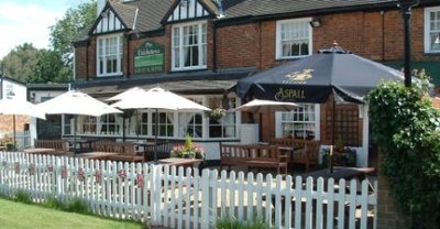 Mill Green - The Cricketeers Pub