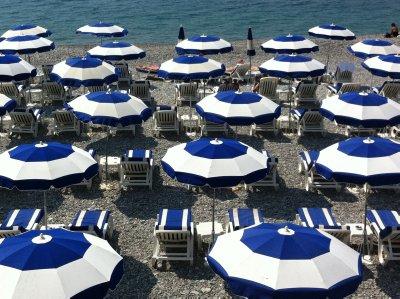 Nice - the Opera Beach