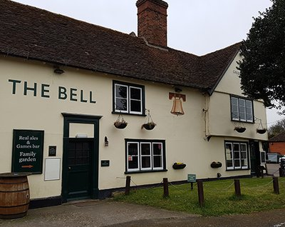 Panfield - The Bell Pub