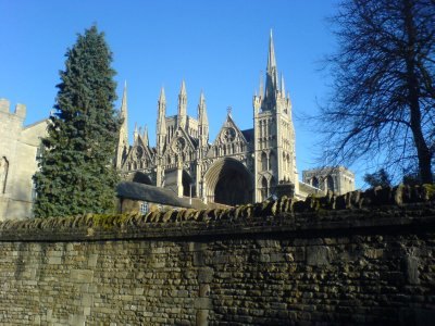 Peterborough - Cathedral
