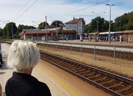 Jurmala - Jeni at Majori Station