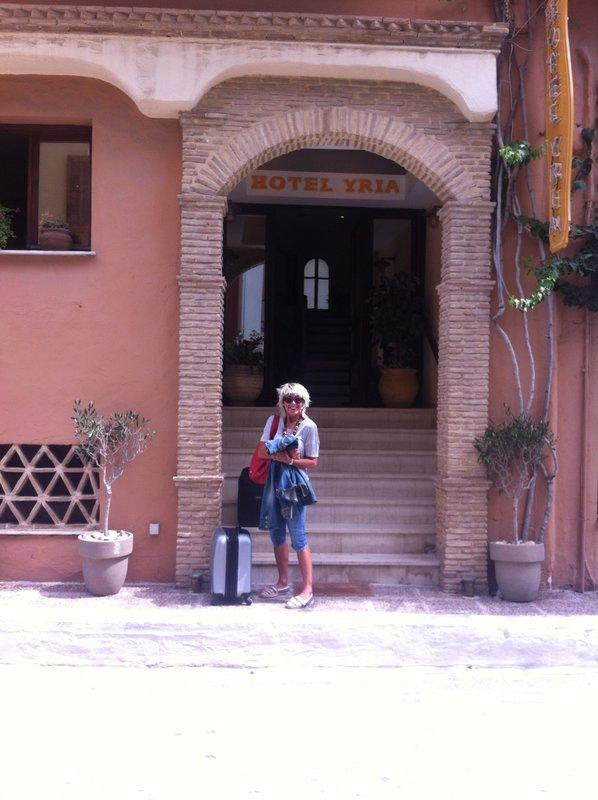 Zakynthos - Hotel Yria