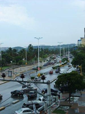 Paseo Calon in Puerto la Cruz