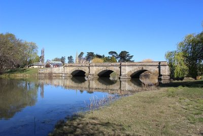 Convict built bridge