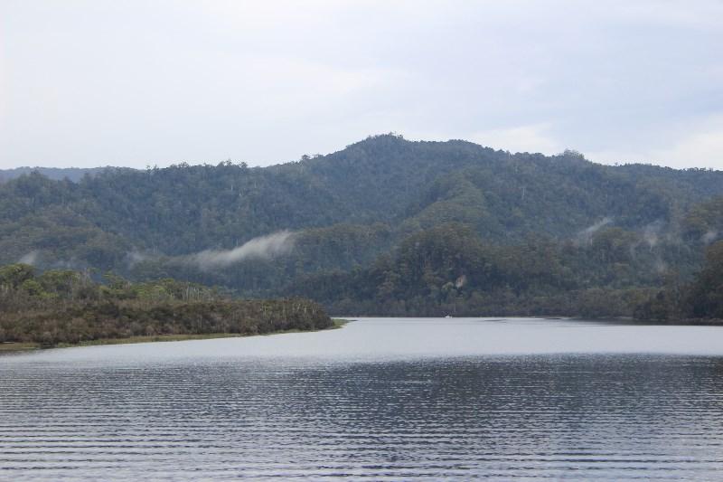Gordon River, Tasmania. World Heritage Area