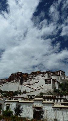 Potala Palace 布达拉宫, Tibet