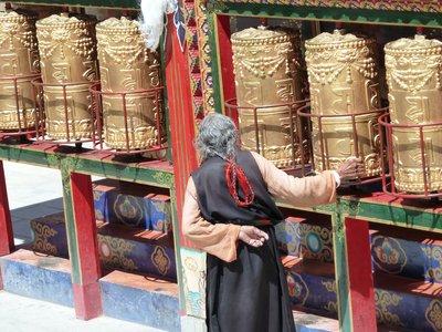 Chokpori 药王山, Tibet