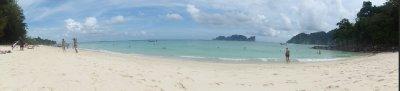 Sun, sea and sand!