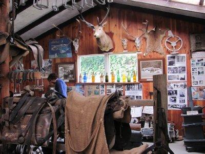 Gunn's camp museum