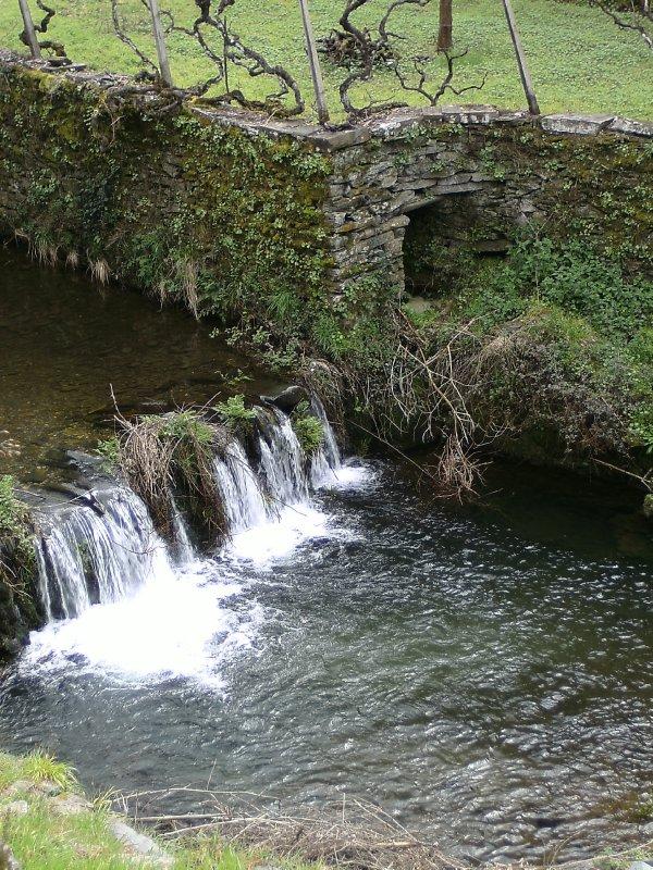 Alvaro waterfall