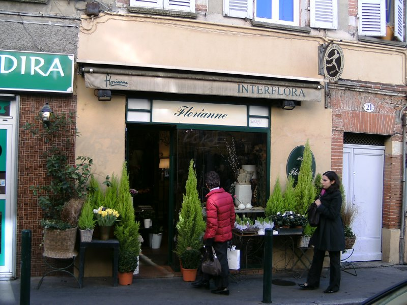 Toulouse quaint shop