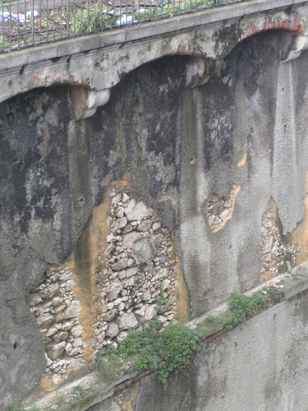 canal wall