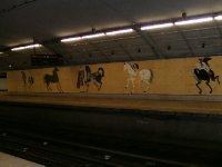 More Metro art