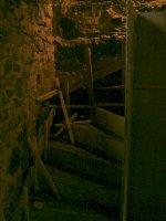 New staircase in casa velha