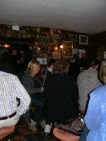 One of my Irish pub nights