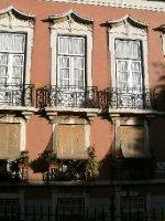 Typical Lisboa facades