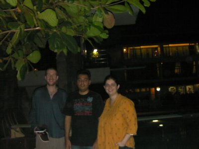 Our wonderful guides in Bandra