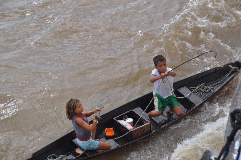 Amazonian pirates
