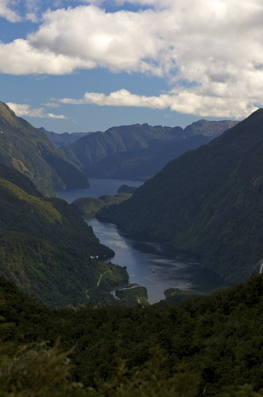 The Doubtful Sound
