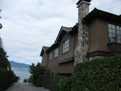 A house in Point Grey