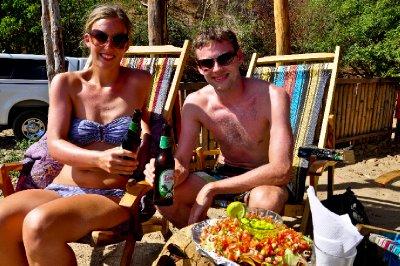 San Juan - Beers and Nachos at Maderas
