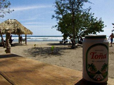 San Juan - Cold Cerveza at Hermosa