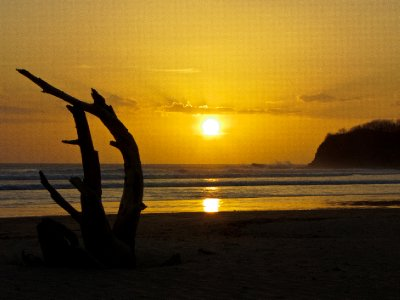 San Juan - Sunset at Hermosa