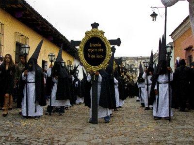Antigua, Guatemala - Semana Santa Parade