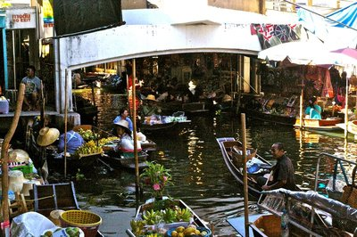 Floating Market, Bangkok 2